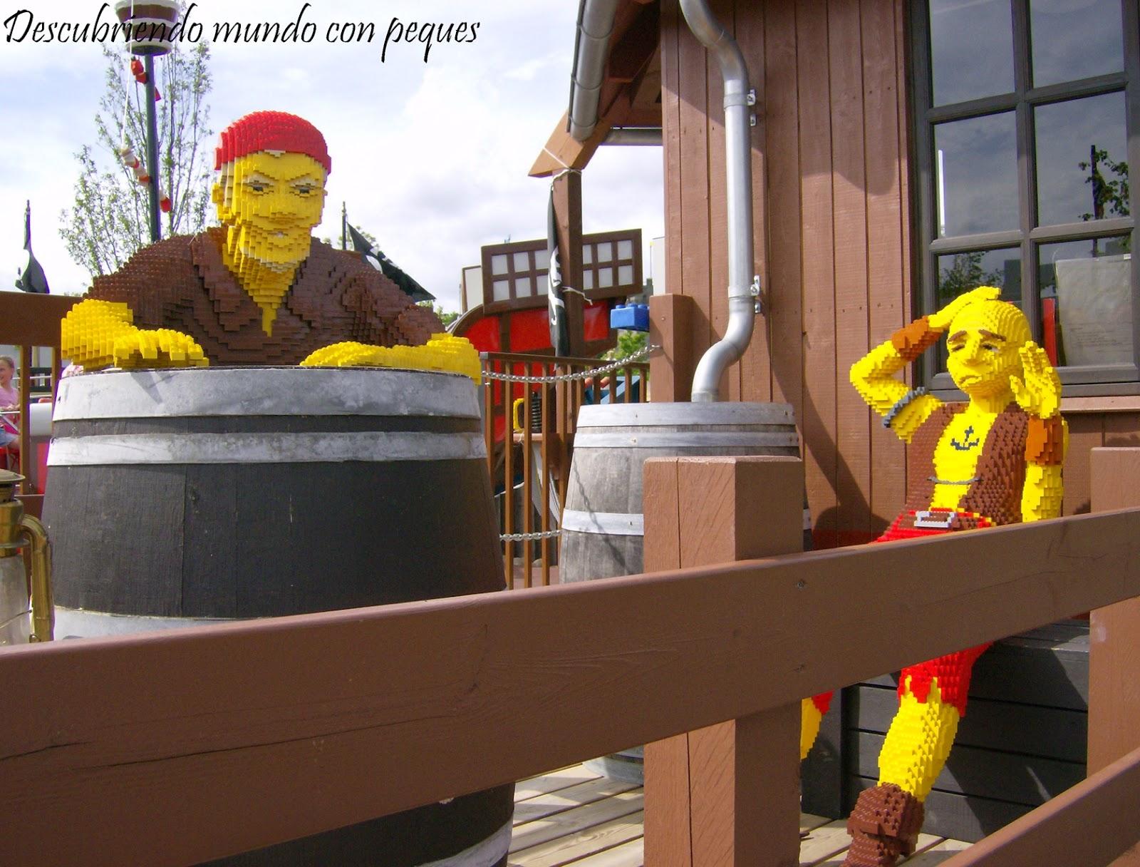 Legoland - Piratas