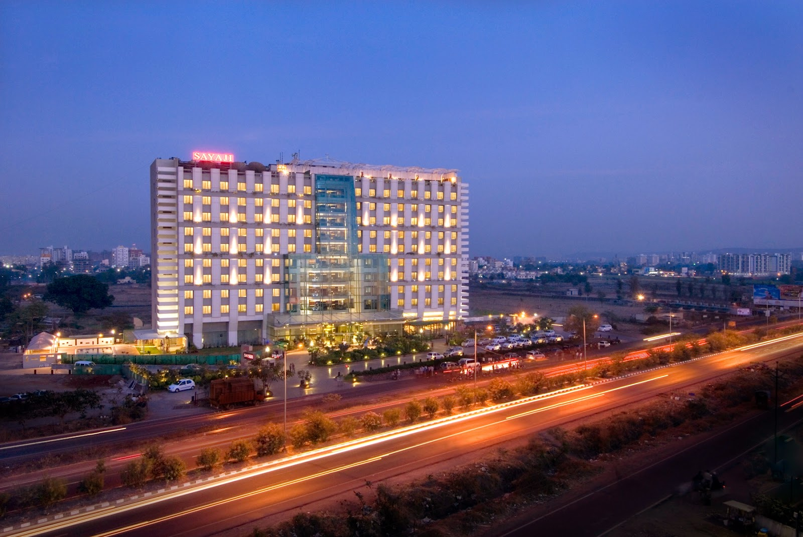 Hotels in Pune City