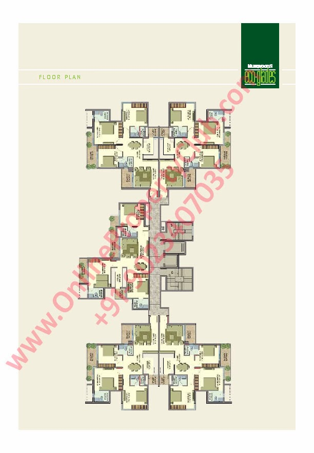 Altus Space Builders Flats in Mullanpur 9023407035