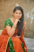 Actress Anusha Photos in Half saree-thumbnail-13