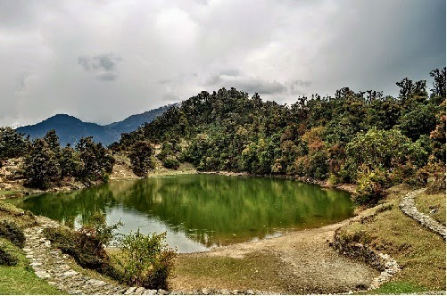 The incomparable beauty of Deoria Tal