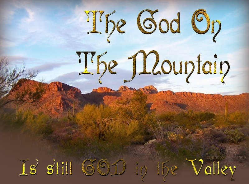 god on the mountain pdf