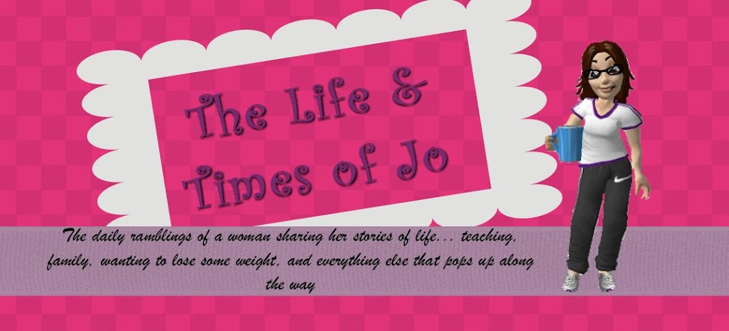 The Life and Times of Jo