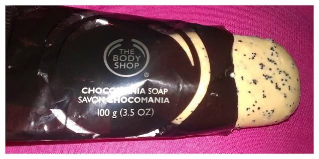 The Body Shops' Chocomania Soap