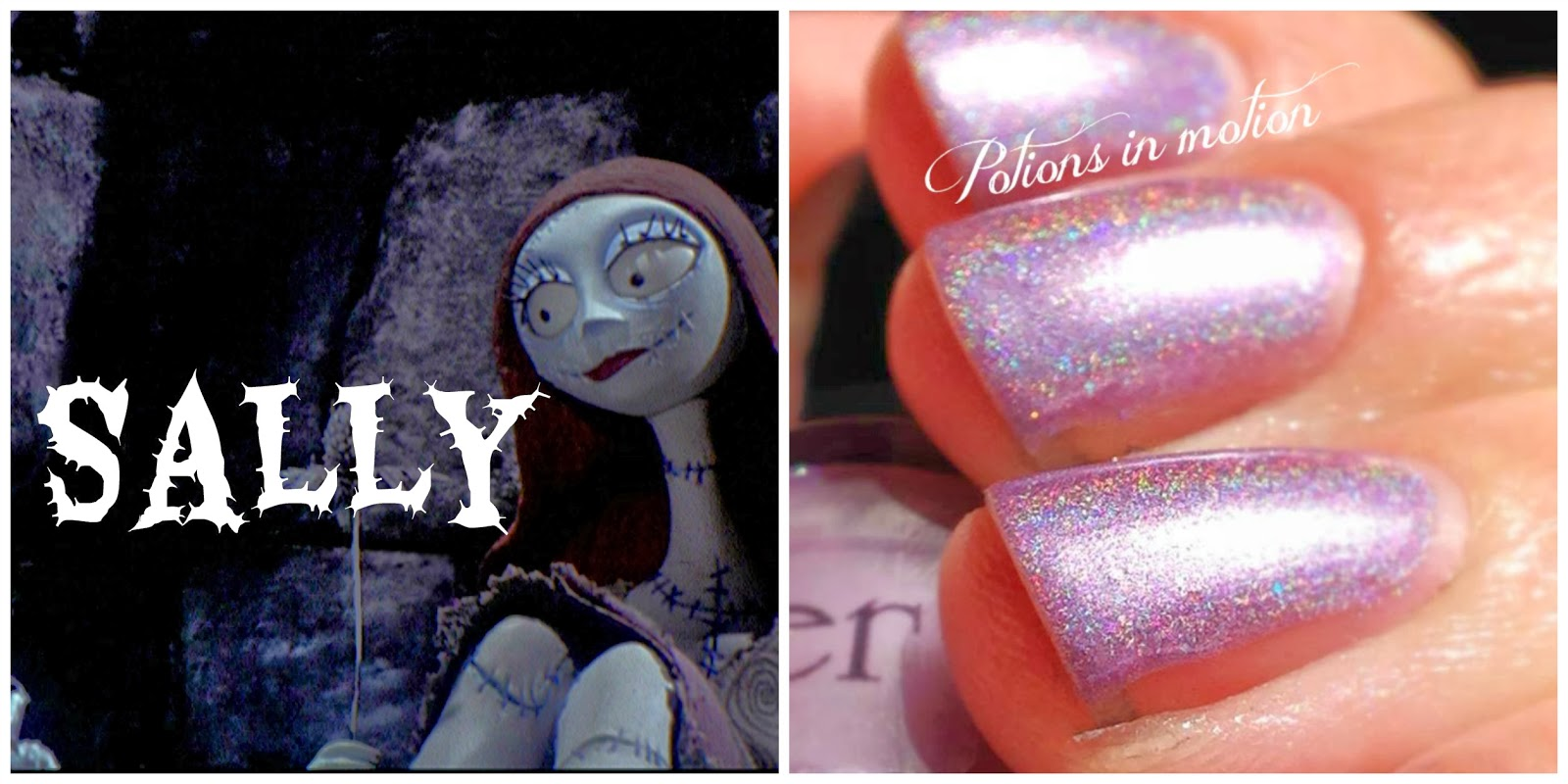 Potions in motion nail blog: Seven & Parker - \