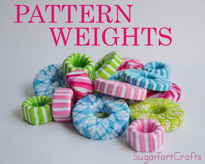 washer pattern weights