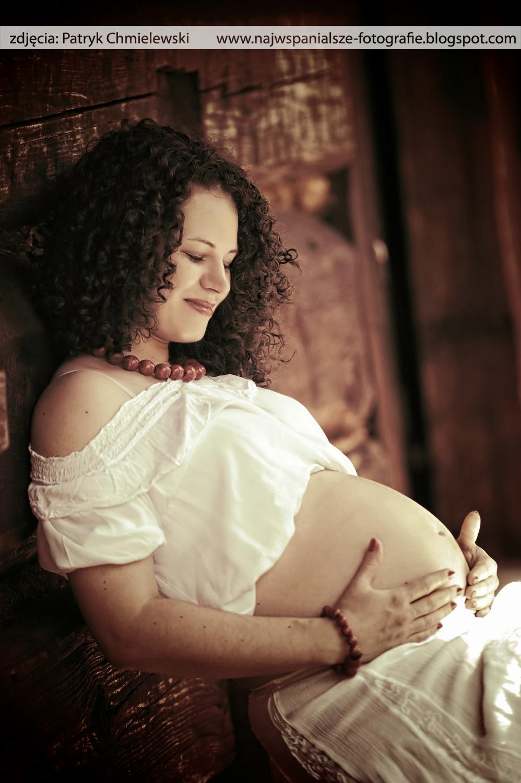 JESTEM W BRZUSZKU ... sesje ciążowe