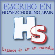 Escribo en Homeschooling Spain