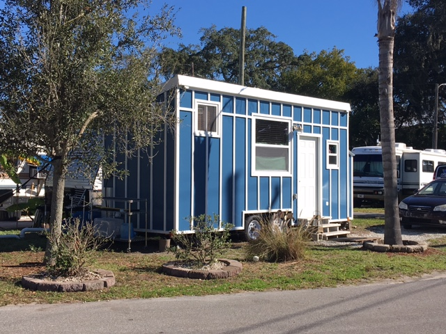 Tiny House Neighborhood in Orlando