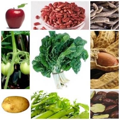 Buah-buahan dan Sayuran memang baik untuk kesehatan tubuh, karena kaya ...