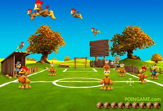 Download Game Crazy Chicken Soccer