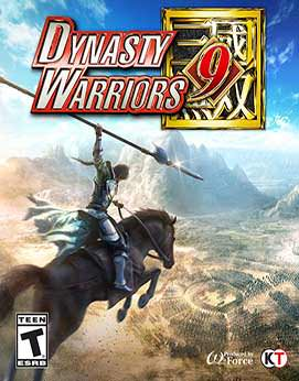 Dynasty Warriors 9 CODEX Jogos Torrent Download capa