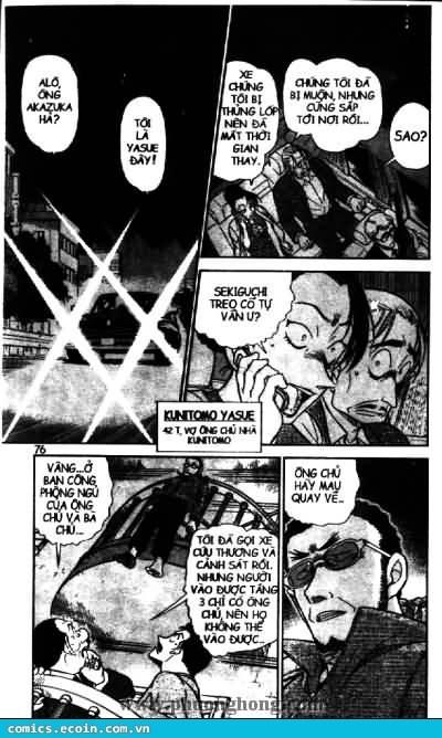 Detective Conan - Thám Tử Lừng Danh Conan chap 495 page 2 - IZTruyenTranh.com