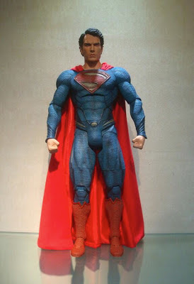 Man of Steel | NECA Superman Quarter Scale Figure