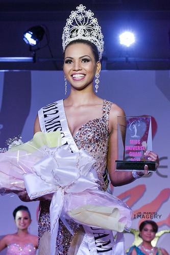 Miss Universe Guam 2012 Alyssa Cruz Aguero