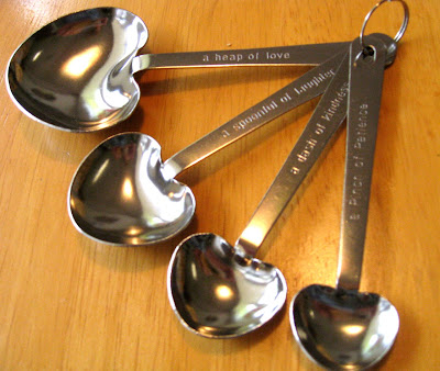 photo of character-trait measuring spoons