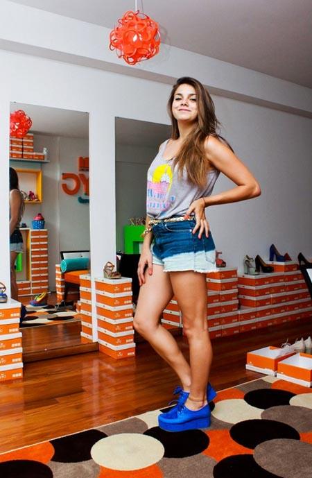 VYC Barcelo zapatos moda 2013