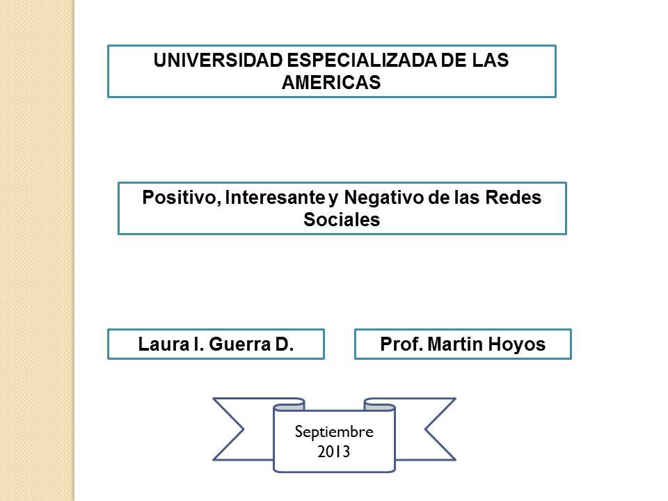 Psicolog U00eda Infantil Y Juvenil   Positivo  Interesante Y Negativo De Las Redes Sociales Taller No  1