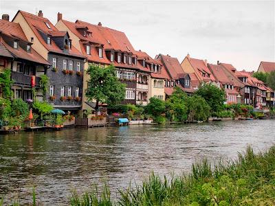 Pequeña Venecia de Bamberg