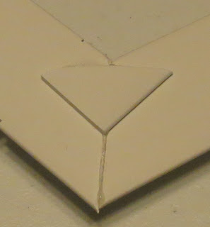 chevron joint detail
