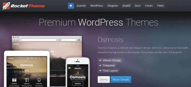 Rocket WordPress Theme