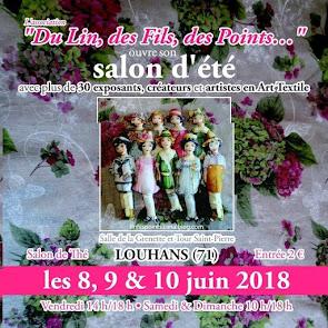 Salon d'été à Louhans du 8 au 10 juin