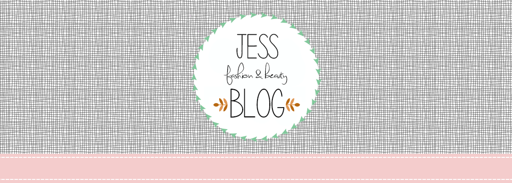 **Jess** - UK Fashion and Beauty Blog