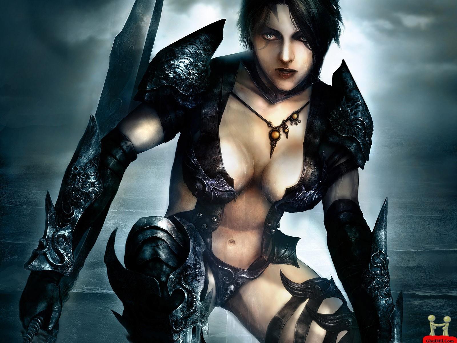 warrior girls sex pic