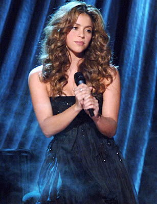 Shakira Glamorous Photo