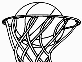 Basketball Coloring Pages Kobe Bryant