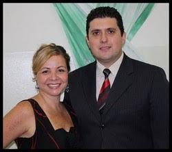 Pra Fabiana Pinho e Pr Cristian