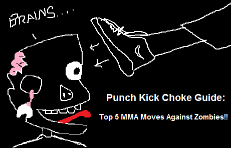 What are some good MMA moves?