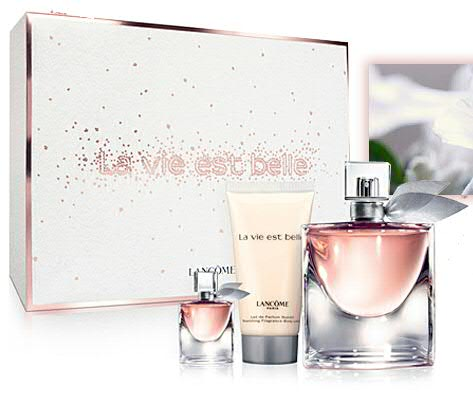 Lancome La Vie Est Belle - The Hearts Collection