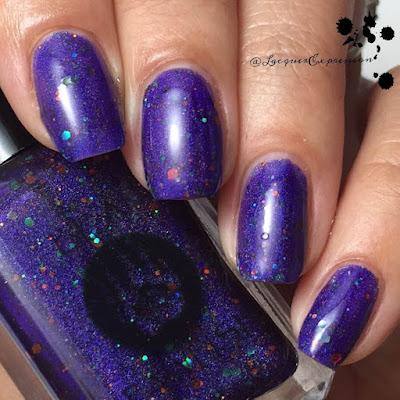 Something Strange nail polish by Bear Pawlish