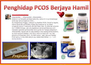 Penghidap PCOS berjaya hamil