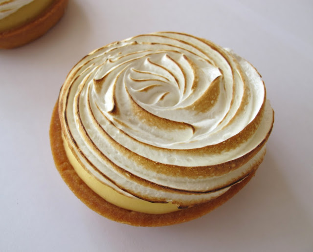 La meilleure tarte au citron meringuée de Paris - Carton