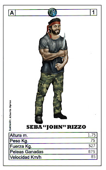 """SEBA """"JOHN"""" RIZZO"""