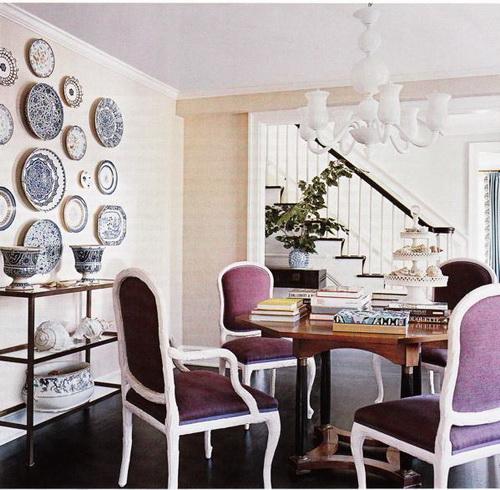 Decoraci n de paredes para el comedor decorando mejor - Decoracion pared comedor ...