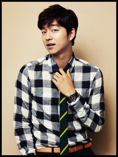 Biodata/Profil & Foto Gong Yoo