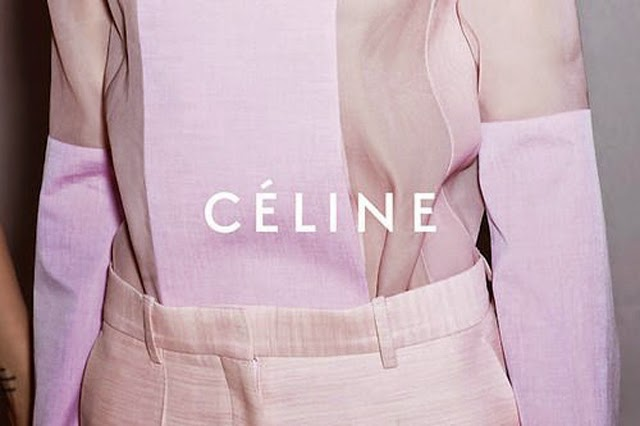 Pink celine outfit
