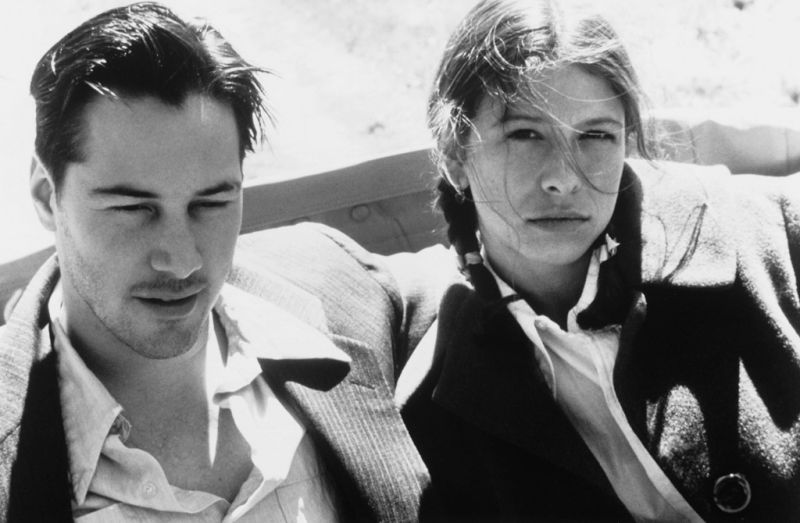 Keanu Reeves was rumored to be dating Autumn Macintosh.