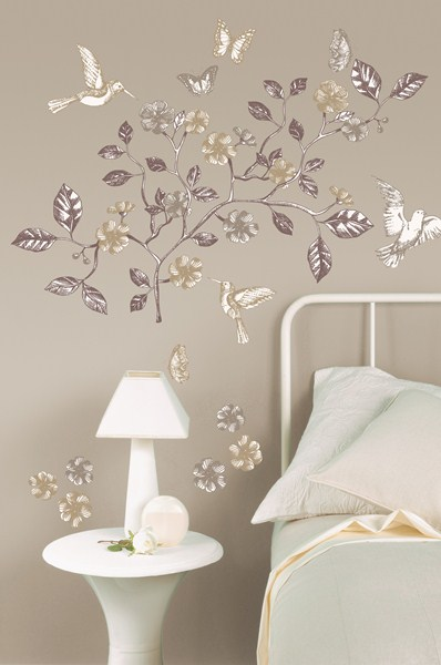 Papel pintado stickers decorativos trendy caselio for Stickers decorativos