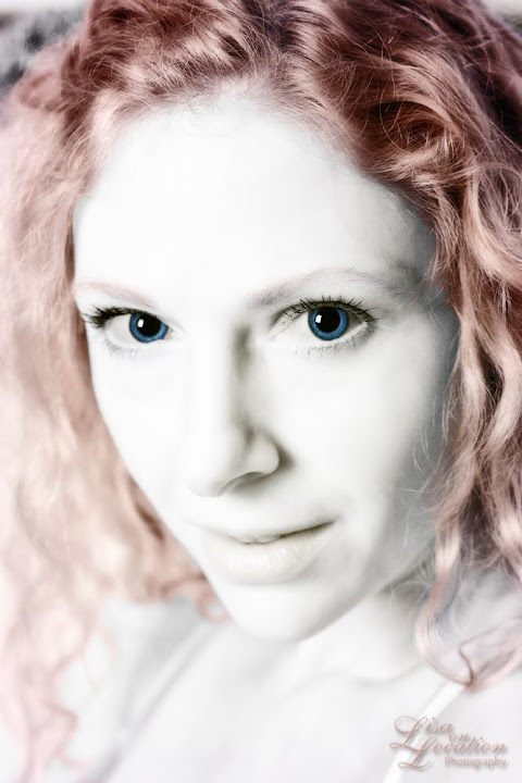 365, infrared glamour head shot photography, Lisa On Location, false color, New Braunfels, San Antonio, Austin