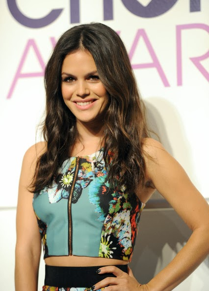 Rachel Bilson Long Wavy Cut Hairstyle Picture