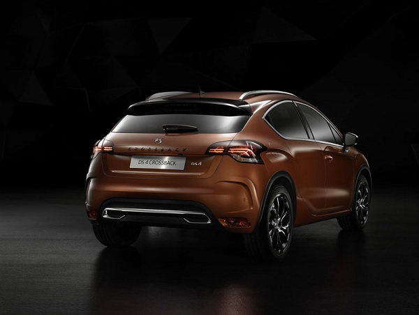 DS4 2016 Crossback