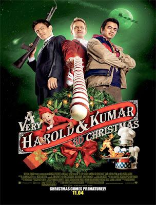 fumaosposst A Very Harold & Kumar Christmas (2011) Español Subtitulado