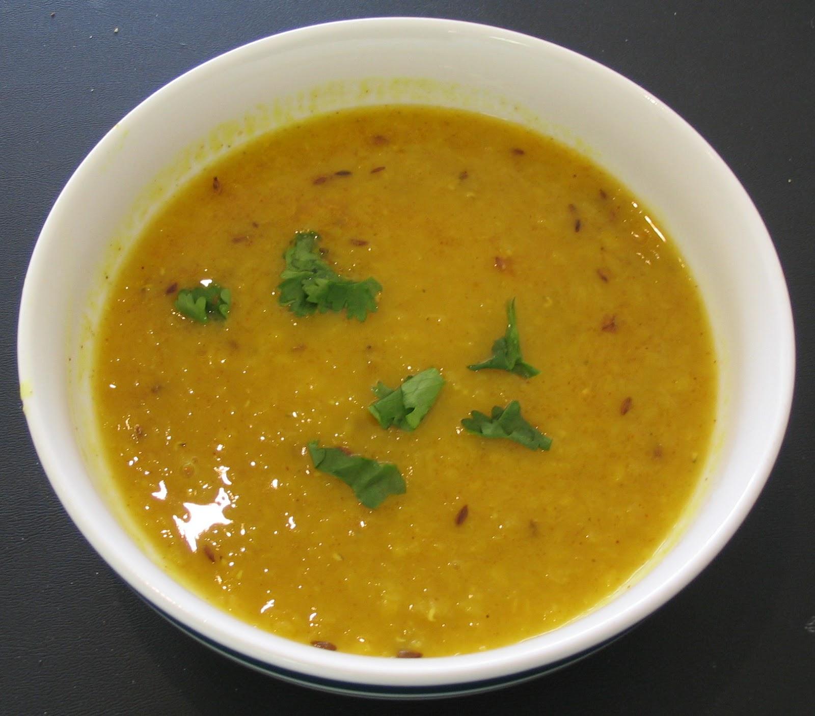 Indian Food Recipes Red Lentils