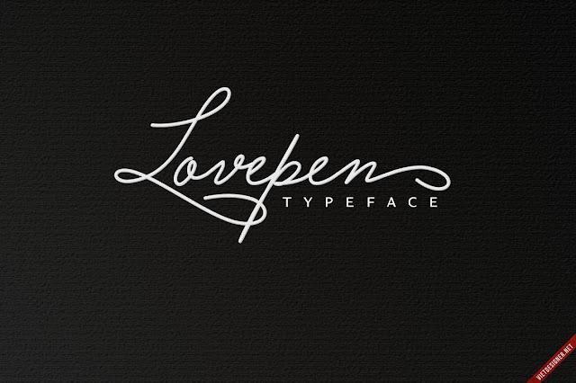 [Hand-write] Lovepen Typeface Việt hóa