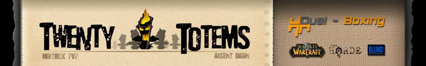 Twenty Totems