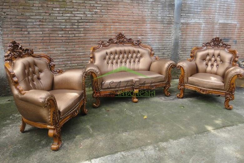 Aksa Tufted Sofa Sets